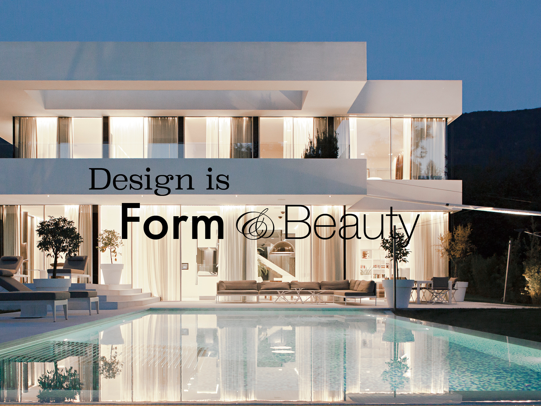 Design is form and beauty3