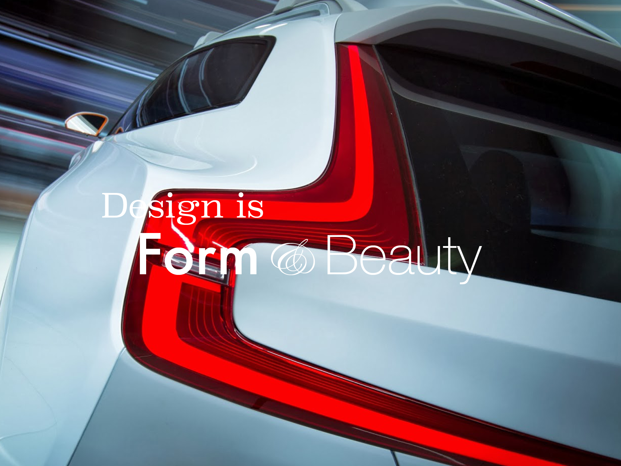 Design is form and beauty4