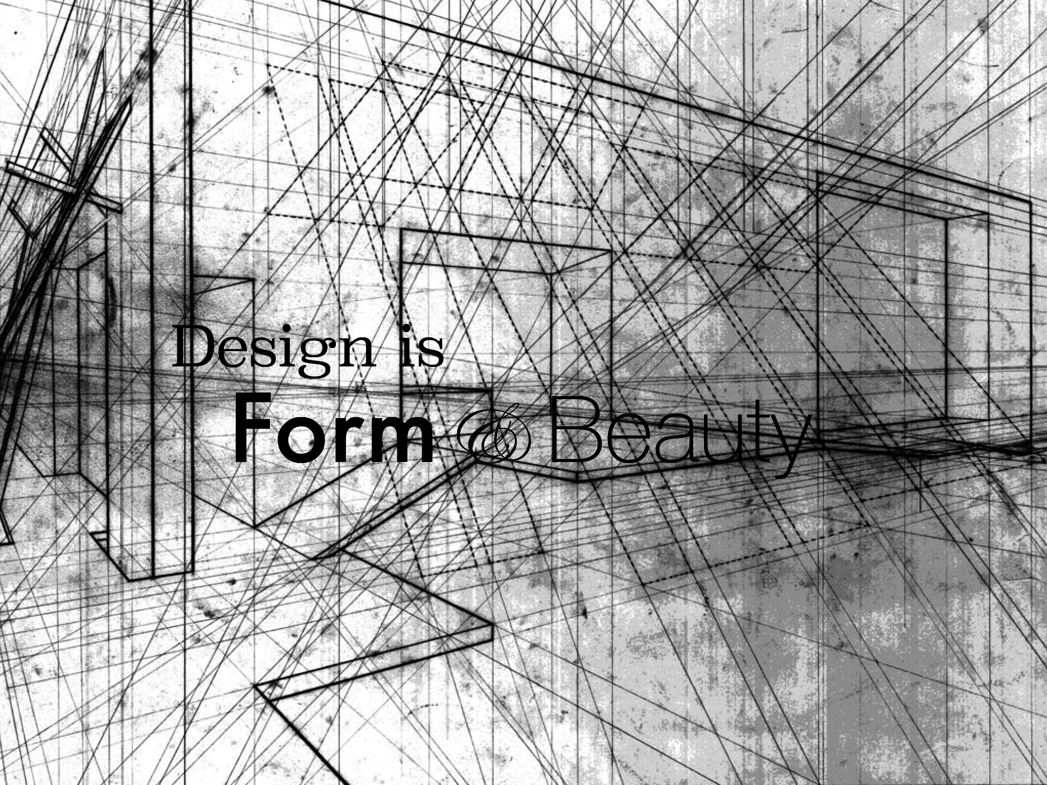 Design is form and beauty8